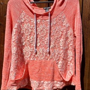 Miss Chievous Coral Lace Lightweight